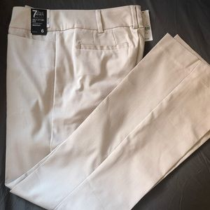 NWT NY&Co Signature Fit Bootcut Work Pants